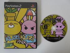 KURI KURI MIX - PLAYSTATION 2 - JEU PS2