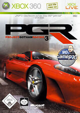 PGR 3 Project Gotham Racing 3 für Xbox 360