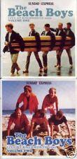 2CD CARTONNE  THE BEACH BOYS LIVE SPECIALE EDITION UK RARE