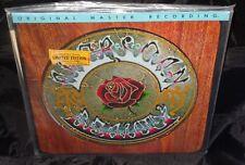 Grateful Dead American Beauty SEALED 1979 MFSL 1/2SPEED VINYL LP W/ HYPE STICKER