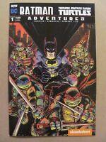 Batman Teenage Mutant Ninja Turtles Adventures #1 2 3 4 5 6 Eastman Full Set 9.6