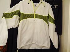 167e40d6777fe Vtg 90s Mens New Balance White/Neon-Yellow/Black Windbreaker/Over-Jacket-XL  | eBay