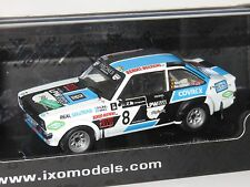1/43 Ford Escort RS MK2  Legend Boucles de Spa 2014  P.Snijers