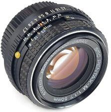 PENTAX-M PK  50mm 1.7