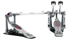 Pearl Eliminator Redline Double Bass Drum Pedal - Belt Drive