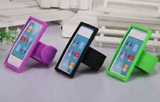 Silicone Skin Case cover for Apple iPod Nano 7 7G 7th 8 8G 8th with Watch Band