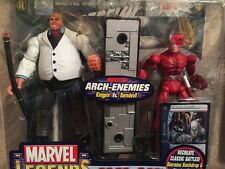 Marvel Legends FACE-OFF KINGPIN & DAREDEVIL X-men Classics Infinite