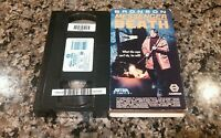 MESSENGER OF DEATH RARE VHS TAPE! MEDIA 1988 ACTION MYSTERY! CHARLES BRONSON