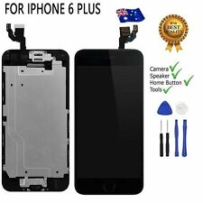 For iPhone 6 Plus LCD Screen Digitizer Display Full Assembly Replacement BLACK