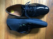 Fitflop 11 Black Patent Leather Woman's Oxfords