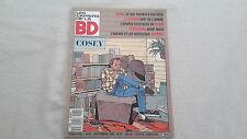 COSEY  SCHTROUMPF  LES CAHIERS  DE LA BD N°82 TBE