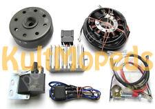 Elektronik Zündung MZ DKW IFA RT125 /1 2 3 12V 100W DC Lichtmaschine kontaktlos