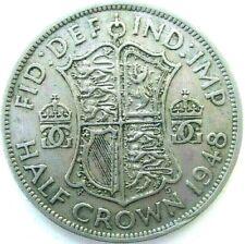 New ListingGreat Britain Uk Coins, 1/2 Crown 1948, George Vi