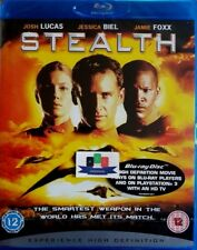 Stealth (Josh Lucas) Blu-Ray 2006 New And Sealed