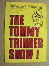1978 TOMMY TRINDER SHOW Jimmy Jacobs Erikka Schonbeck Jean Jackie Dawson Newquay