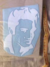 Car Window decal - Elvis Presley Silhouette #1 - Vinyl sticker Laptop, Door