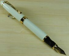 Jinhao X450 Fountain Pen Ivory Color Broad Nib Size