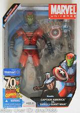 Marvel Universe CAPTAIN AMERICA SKRULL GIANT MAN Avengers Walmart Figure Hasbro