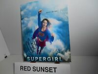 """AUTOGRAPHED MELISSA BENOIST   SIGNED  8X10  COLOR PHOTO   AS """" SUPERGIRL"""