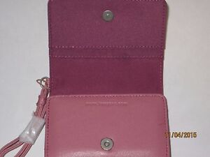 Lowepro Luxe Leather Camera Case Wallet - Pink Protective Bag w/Strap, Storage