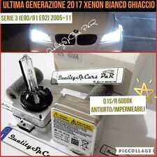 2 Lampadine XENON D1S BMW SERIE 3 E90/91 2005>11 m sport BIXENON bulbs 6000K  f