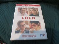 "DVD ""LOLO"" Dany BOON, Julie DELPY, Vincent LACOSTE, Karin VIARD"