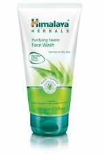 Purifying Neem Face Wash Gel Himalaya For Clear And Problem Free Skin 150ml