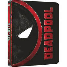 DEADPOOL (2D/UV) Zavvi Exclusive Steelbook *New Sealed*