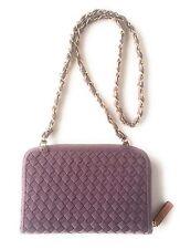 Women's Messenger Crossbody Bag | Wallet On Chain | Dusty Lavender, Brand New