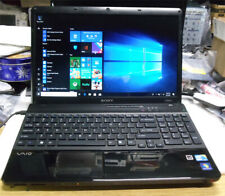 Sony VAIO VPCEB14x Laptop Intel core i5 2.4G 500Gb had drive 4Gb Ram