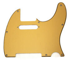 Genuine Fender Standard Telecaster/Tele Gold Metallic Pickguard 006-4032-000
