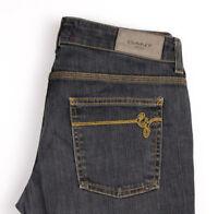 GANT Femme Slim Jeans Jambe Droite Taille W29 L30 APZ1004