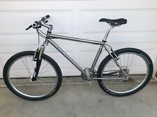 Litespeed Pisgah Titanium Mountain Bike
