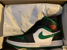 Air Jordan 1 Mid Pine Green Size 8 Mens