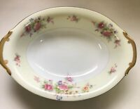F&B Co. China Serving Bowl Hand Painted Japan