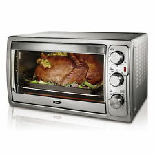 Oster TSSTTVXXLL Extra Large Convection Countertop Oven - Silver