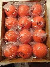 Brine One Dozen Field Hockey Game Ball Multi-Turf FBMN-YL STAMPED NFHS ORANGE 12