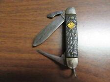 Camillus Cub Scout 3 Tool Pocket Knife     c23  404