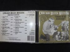 CD CHICAGO BLUES MEETING / SNAKE IN MY BEDROOM /