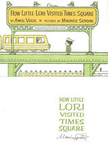 Maurice Sendak SIGNED AUTOGRAPHED How Little Lori Visited Times Square HC *RARE*