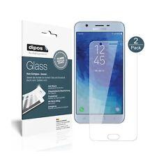 2x Samsung Galaxy J7 Star Screen Protector Flexible Glass 9H dipos
