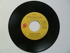 THE ROLLING STONES - Waiting On A Friend b/w Little T & A - RS 21004 - Rock - M-