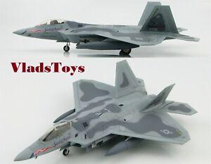 Hobby Master 1/72 F-22A Raptor 412th TW Spirit of America Edwards AFB HA2811B