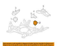 Cadillac GM OEM 05-11 STS-Engine Motor Mount Torque Strut 25971093