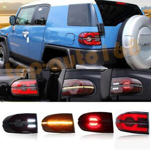 2007-2014 For Toyota FJ Cruiser Rear Brake Lights/ Turn Lights/ Reversing Lights