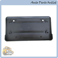 New Front License Plate Holder Bracket for Land Rover Range Rover Evoque