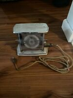 Vintage Manning-Bowman Chrome Double-Sided Toaster Model 440