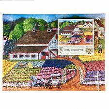 MasterPieces Homegrown Fresh Flowers Garden 750 Pc Jigsaw Puzzle Cindy Mangutz