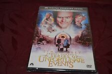 Lemony Snicket's A Series of Unfortunate Events (DVD, 2005, Widescreen...