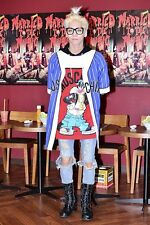 Moschino Couture Looney Tunes Jeremy Scott Sylvester Hooded Dress Kim Jonghyun